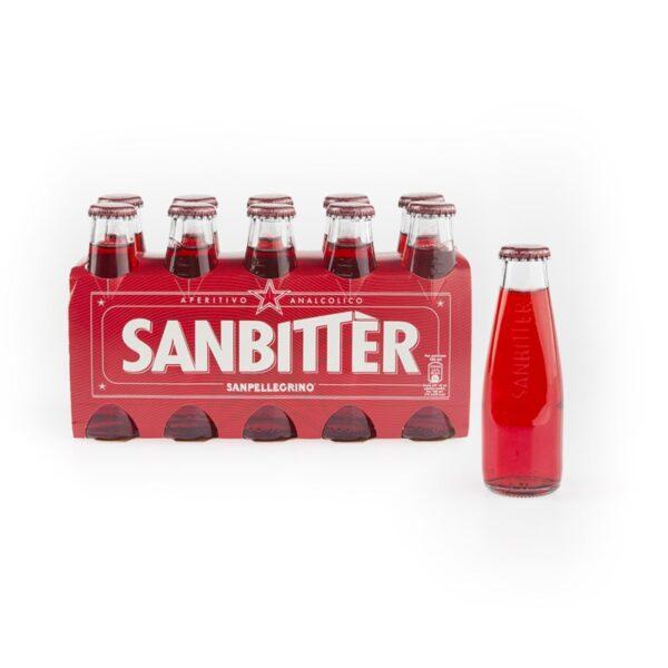 sanbitter butelka
