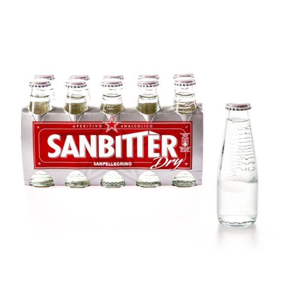 sanbitter dry butelka